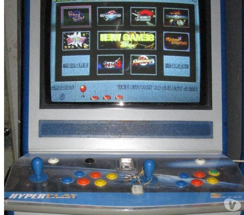 Fotos para Máquina de jogos arcade