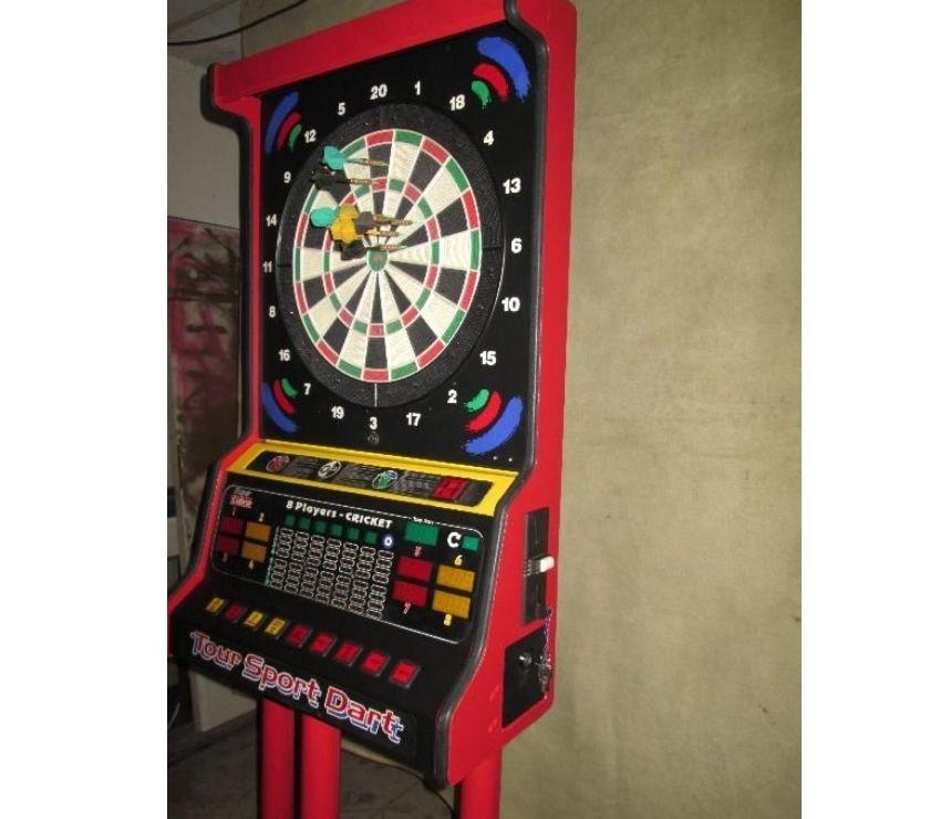 DVDs a Venda Matosinhos - Fotos para Máquina de setas marca Cobra com 8 jogadores