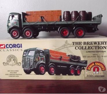 Fotos para Caminhão de Entrega de Cerveja Corgi