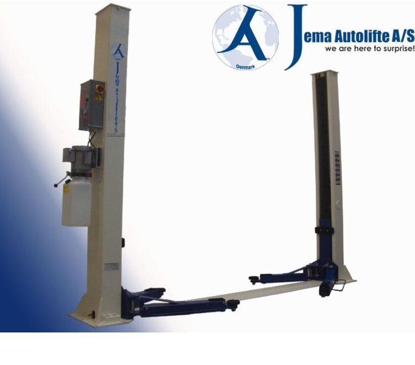 Fotos para Elevador de duas colunas electro-hidráulico (JA3200)