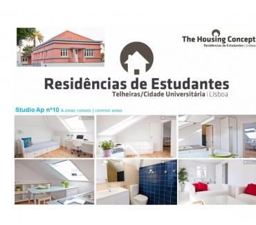 Fotos para Residencia de Estudantes - Cidade Universitária